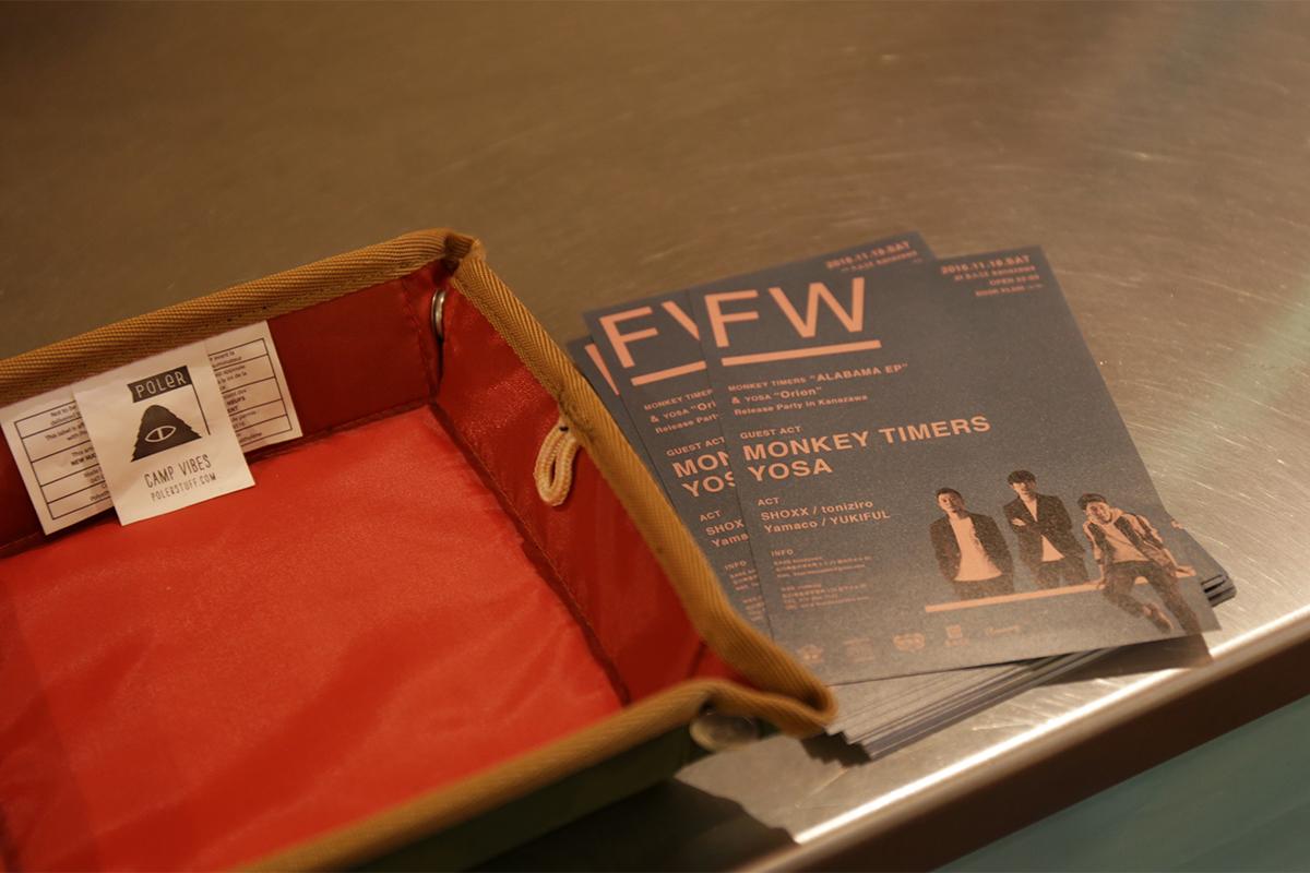 "wax clothing Blog / ""FW"" KANAZAWA"