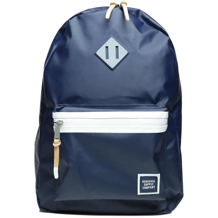 STUDIO COLLECTION / RUSKIN BACKPACK - Navy Polycoat