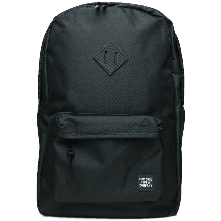 ASPECT COLLECTION / HERITAGE BACKPACK - Black/Black Ballistic