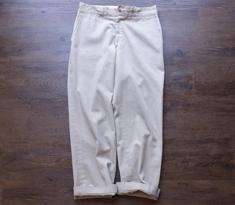 BIG MAC CHINO PANTS
