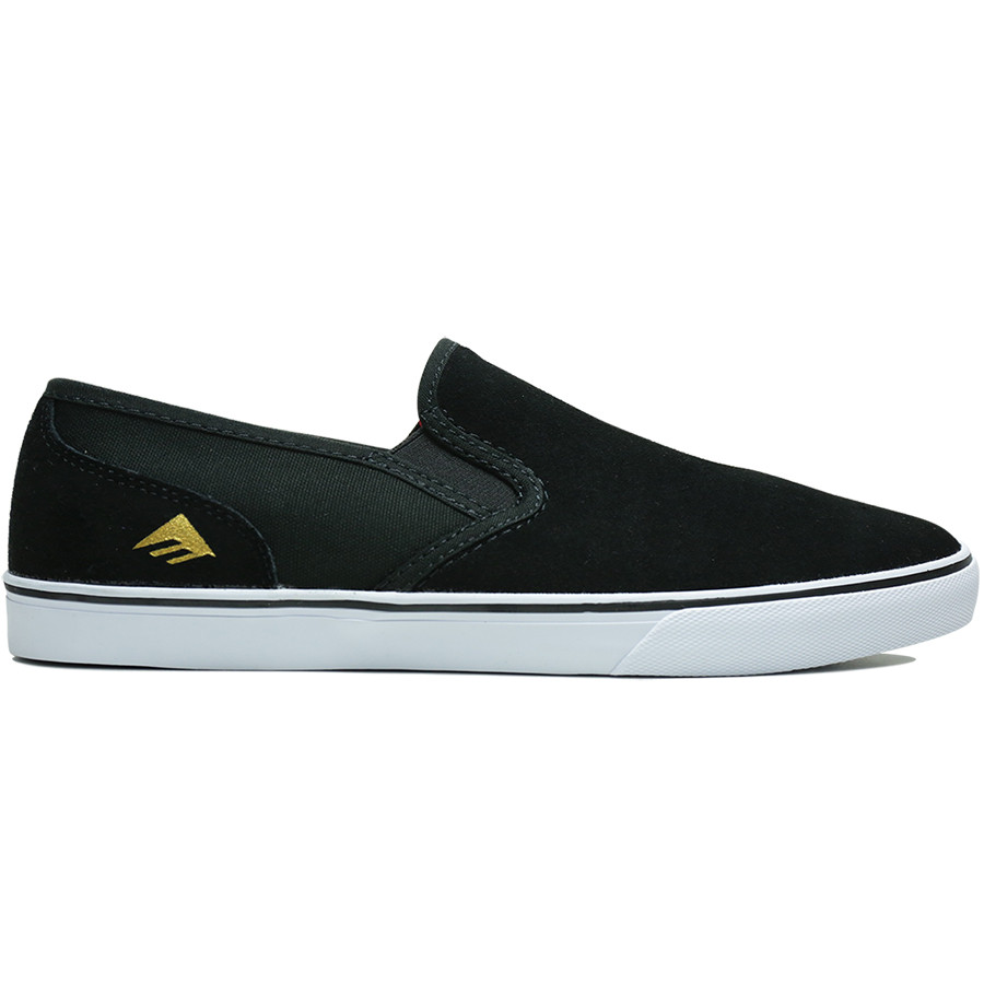 EMERICA / PROVOST CRUISER SLIP - Black/White