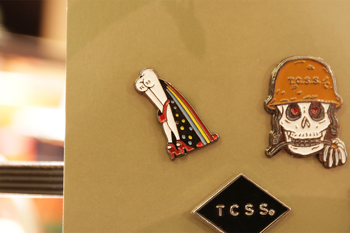 TCSS / PINS New Arrivals / POT OF GOLD