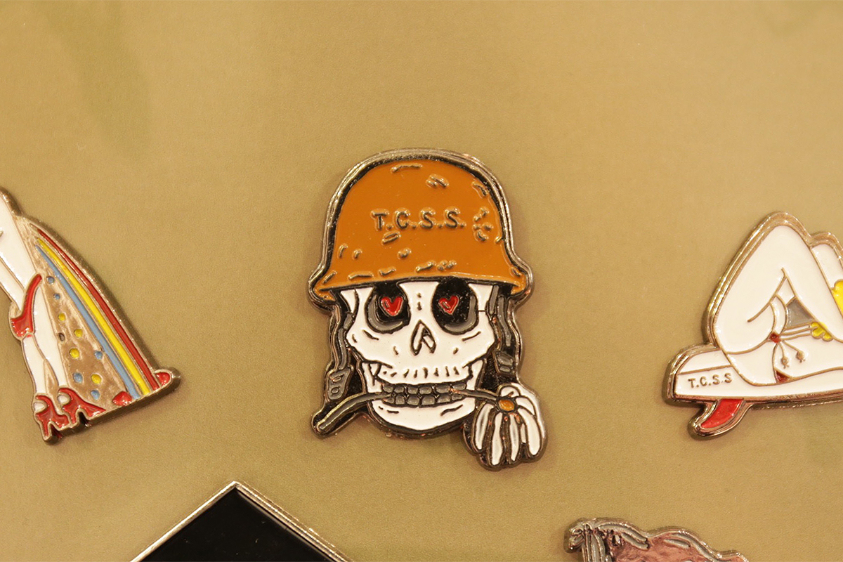 TCSS / PINS New Arrivals / SKULL
