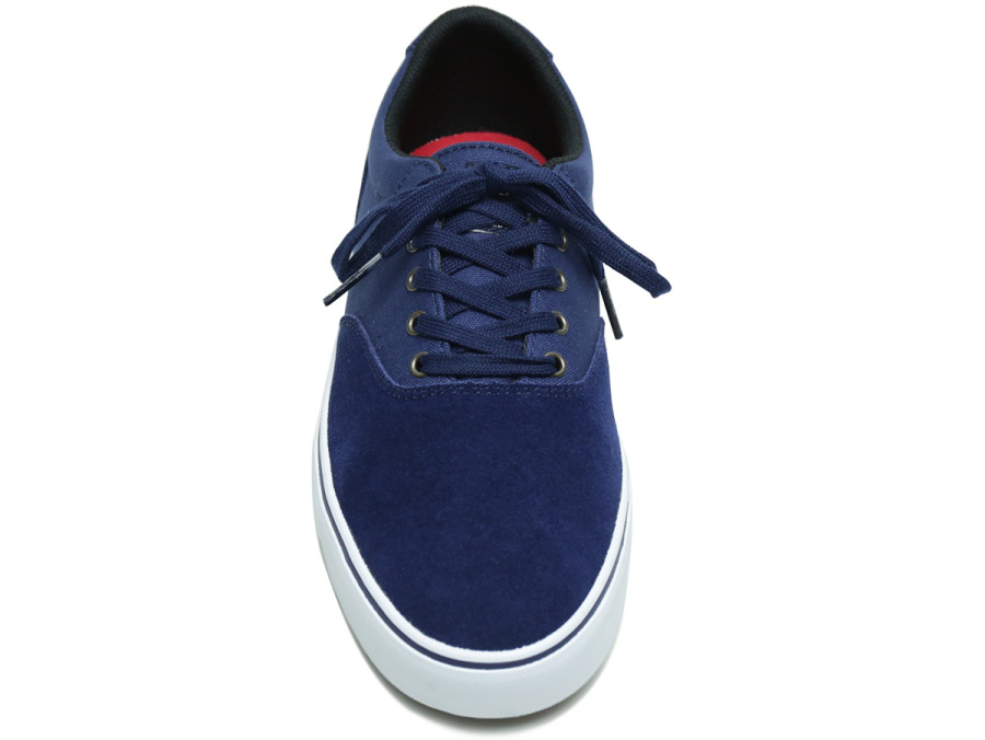 EMERICA / PROVOST SLIM VULC - Navy/White