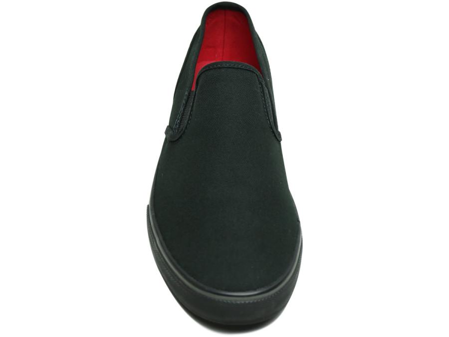 EMERICA / PROVOST CRUISER SLIP - Black/Black