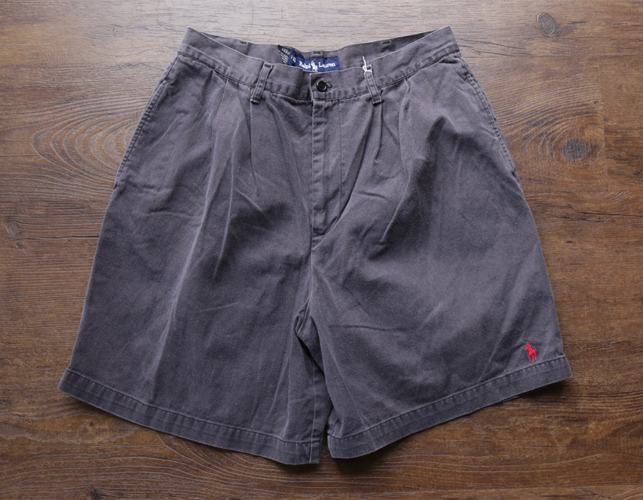 wax clothing USED / POLO RALPH LAUREN SHORTS