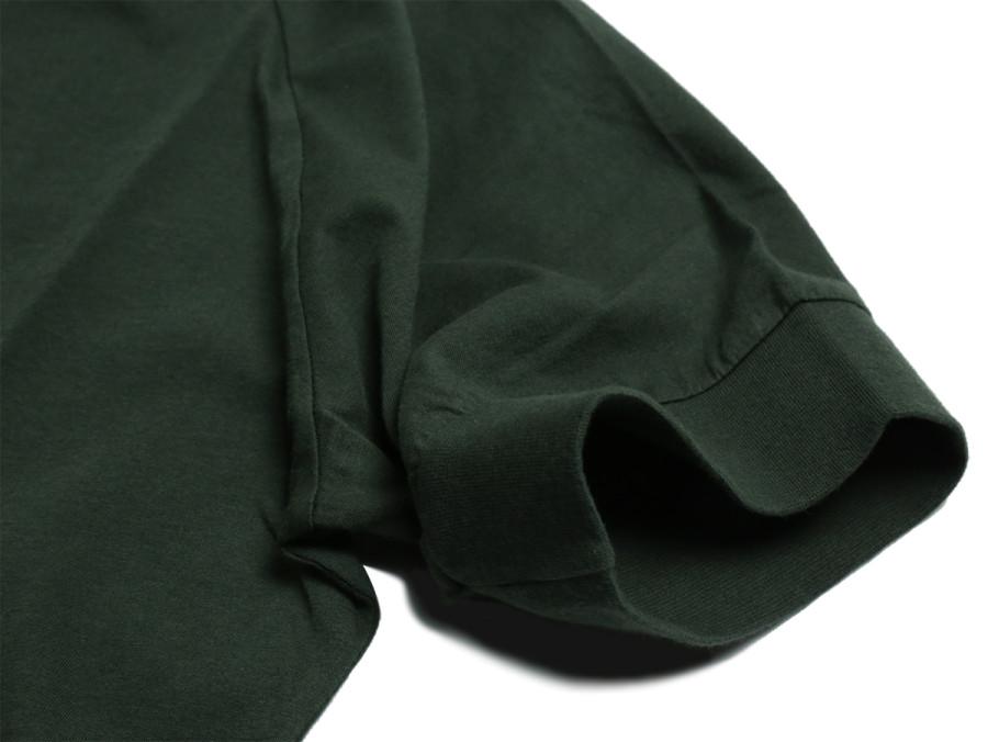 Han Kjobenhavn / RAGLAN TEE - Army Green Rib