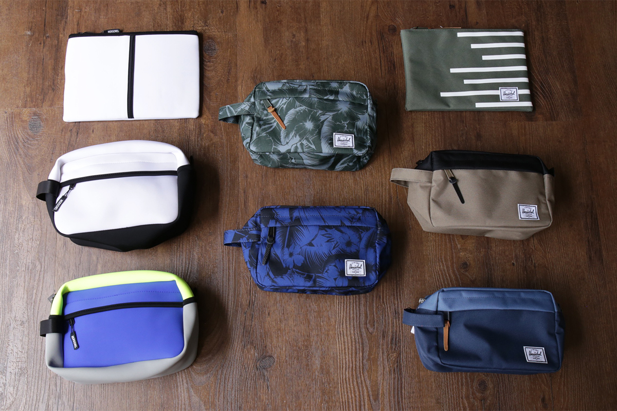 Herschel Supply Travel CHAPTER, NETWORK LARGE