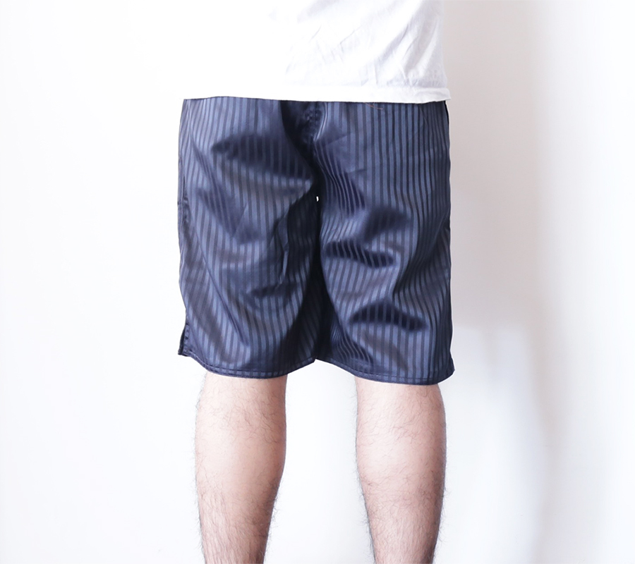 Han Kjobenhavn / 2016 Spring/Summer / HONOUR SHORTS STRIPE - Navy