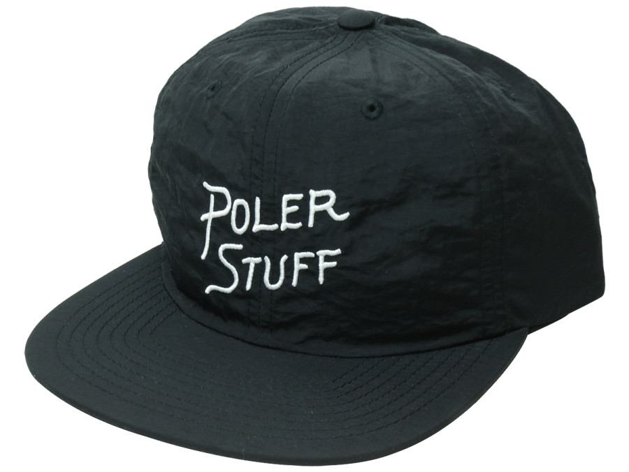 POLeR OUTDOOR STUFF / COASTAL FLOPPY HAT - Black