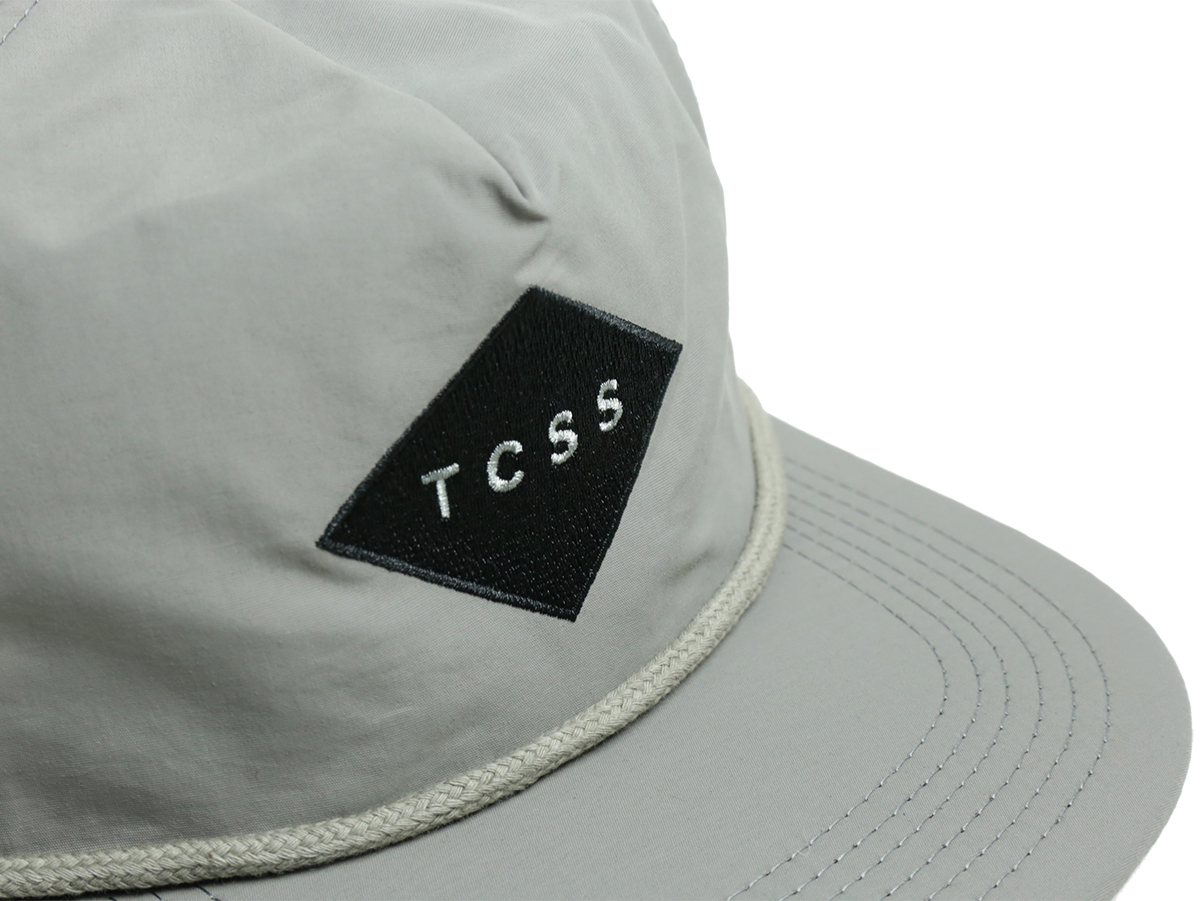 TCSS/ STANDARD CAP - Brindle(Grey) Up