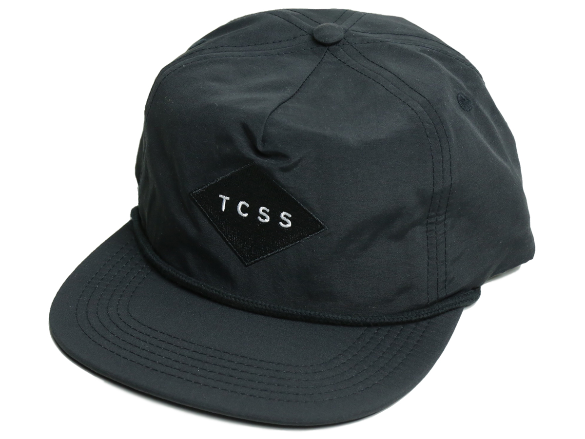 TCSS/the critical slide society SUMMER 2016 STANDARD CAP color : Phantom(Black)