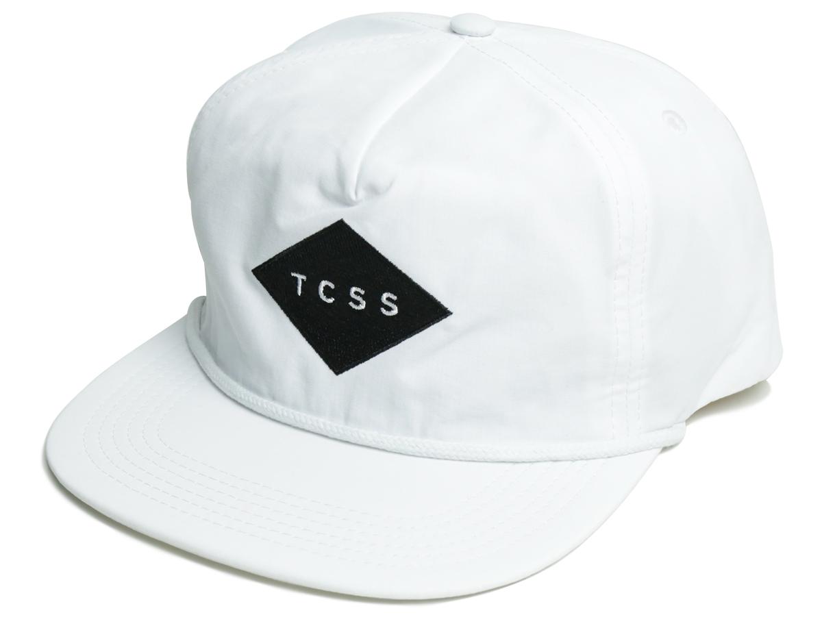 TCSS/ STANDARD CAP - Blanc(White)