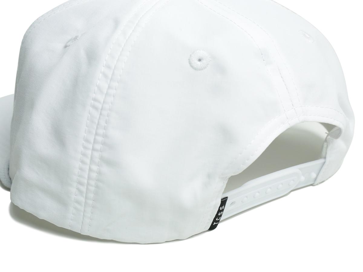 TCSS/ STANDARD CAP - Blanc(White)  Back