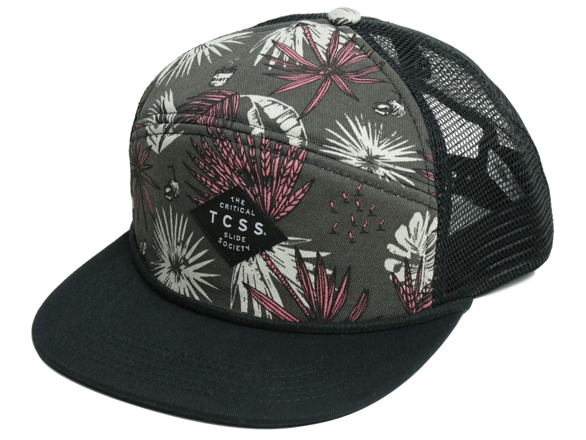 TCSS/ PARADISE TRUCKER - Phantom(Black)