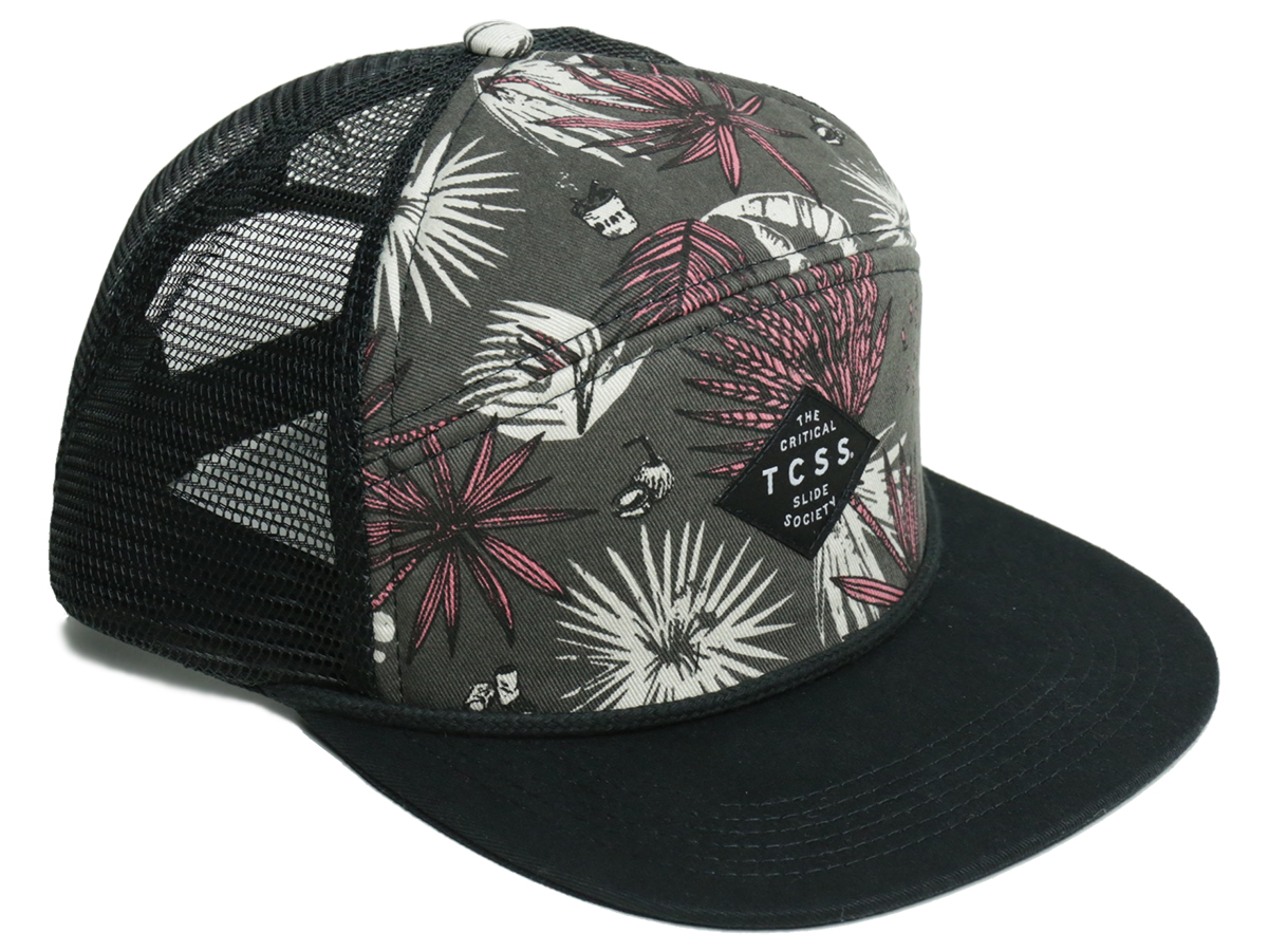 TCSS/ PARADISE TRUCKER - Phantom(Black)  Right