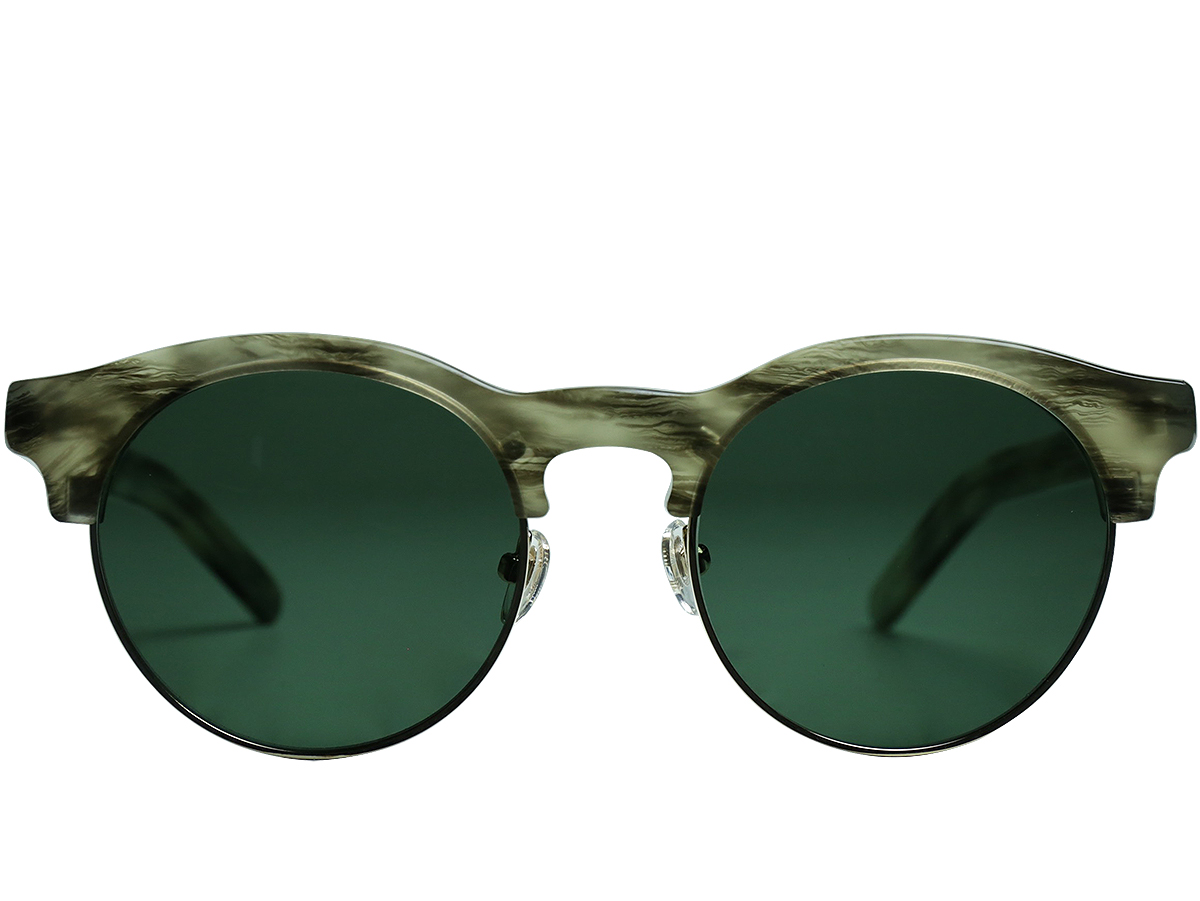 Han Kjobenhavn 2016 Spring/Summer  Eyewear / SMITH - WOLF × SUN (GREEN)