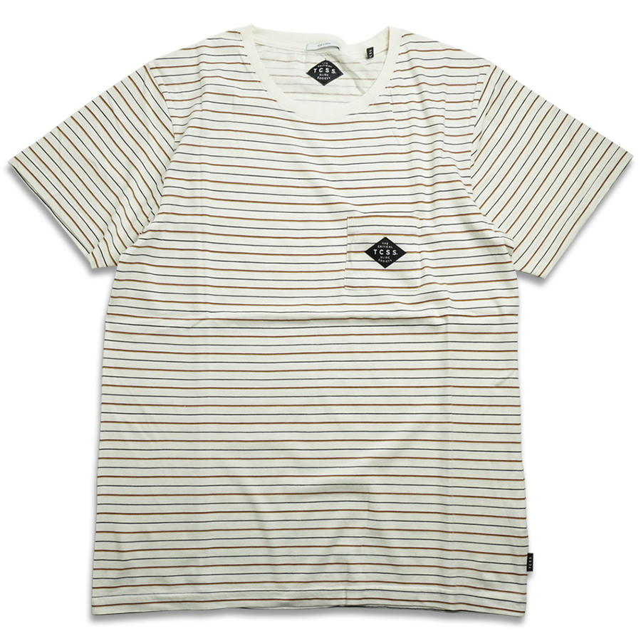 TCSS/ KINDRED TEE - Blanc(Natural)