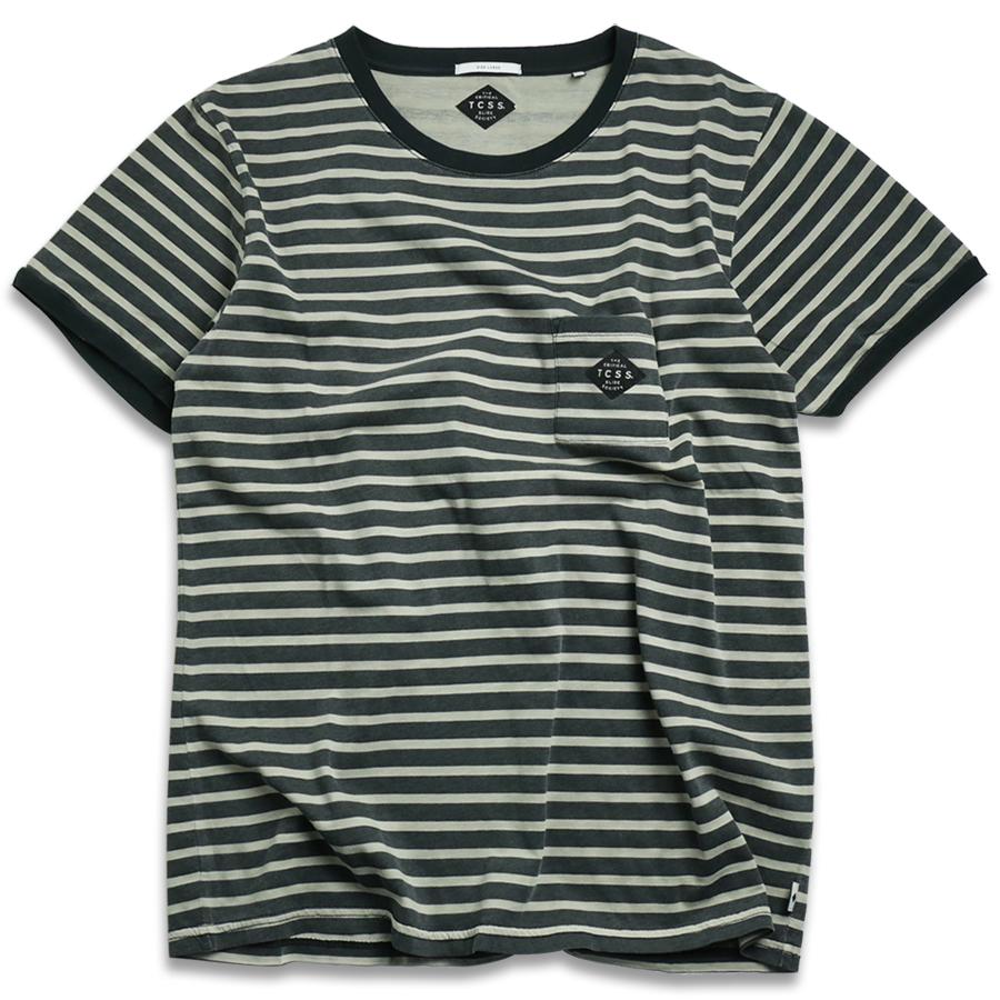 TCSS/ SLIMLINE TEE - Phantom(Black)