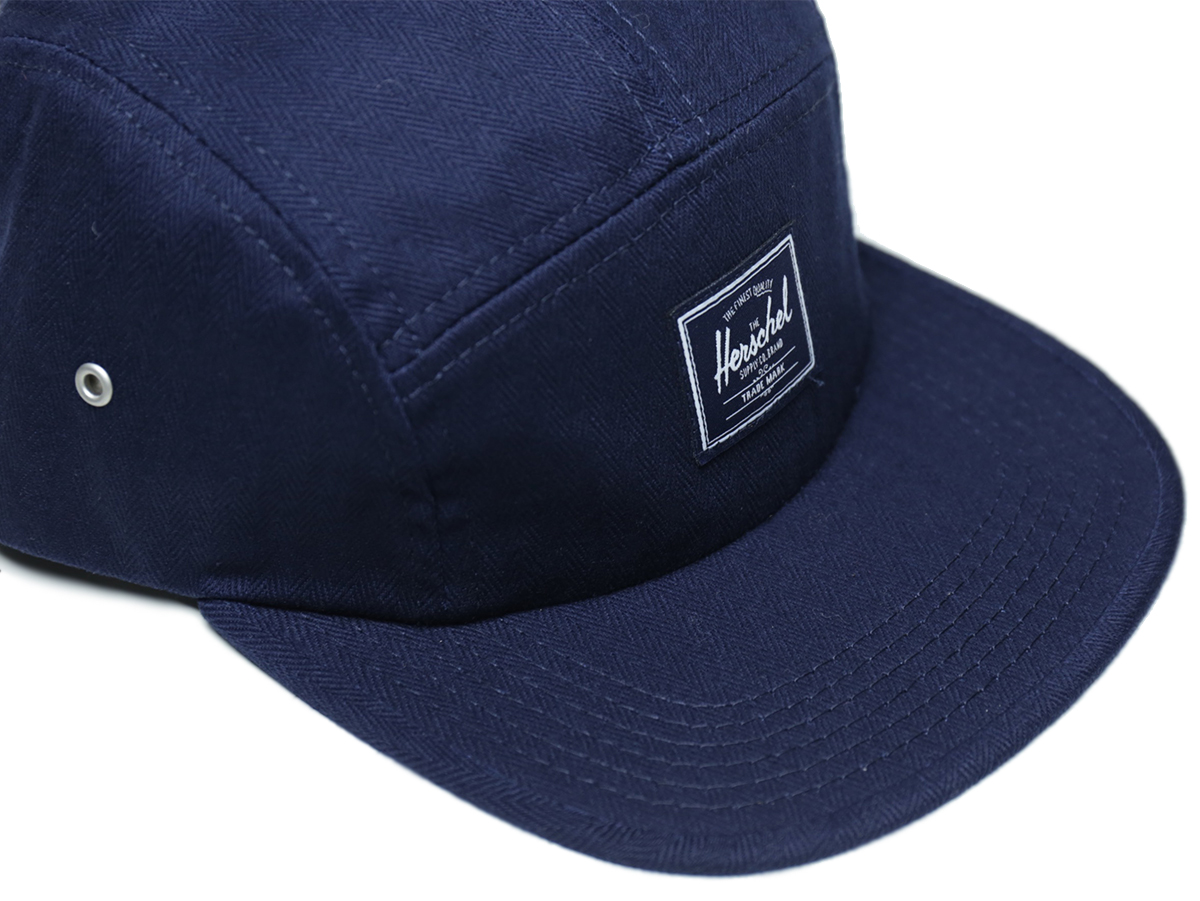 Herschel Supply HOLIDAY 2016 SURPLUS COLLECTION GLENDALE CAP color : Peacoat