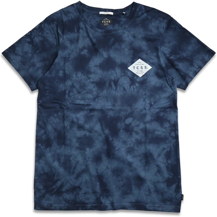 TCSS/ STANDARD BREAST TEE - FLINT(Navy)