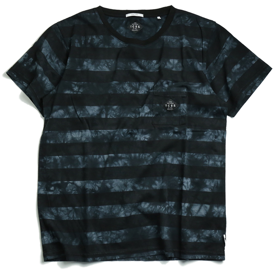 TCSS/ JONES TEE - Phantom(Black/Navy)
