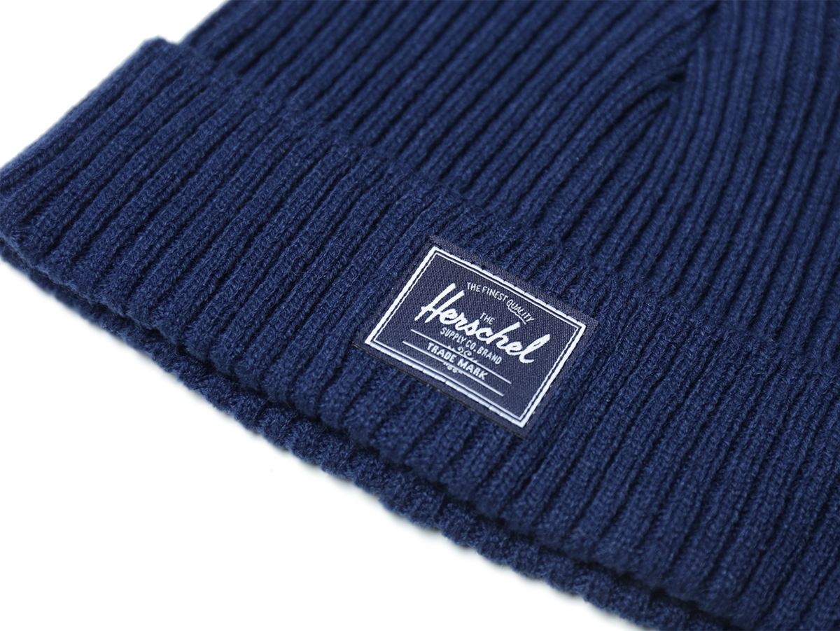 Herschel Supply HOLIDAY 2016 SURPLUS COLLECTION MORRIS BEANIE color : Peacoat