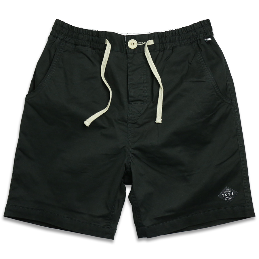 TCSS / MR COMFORT WALKSHORT - Beluga(Black)