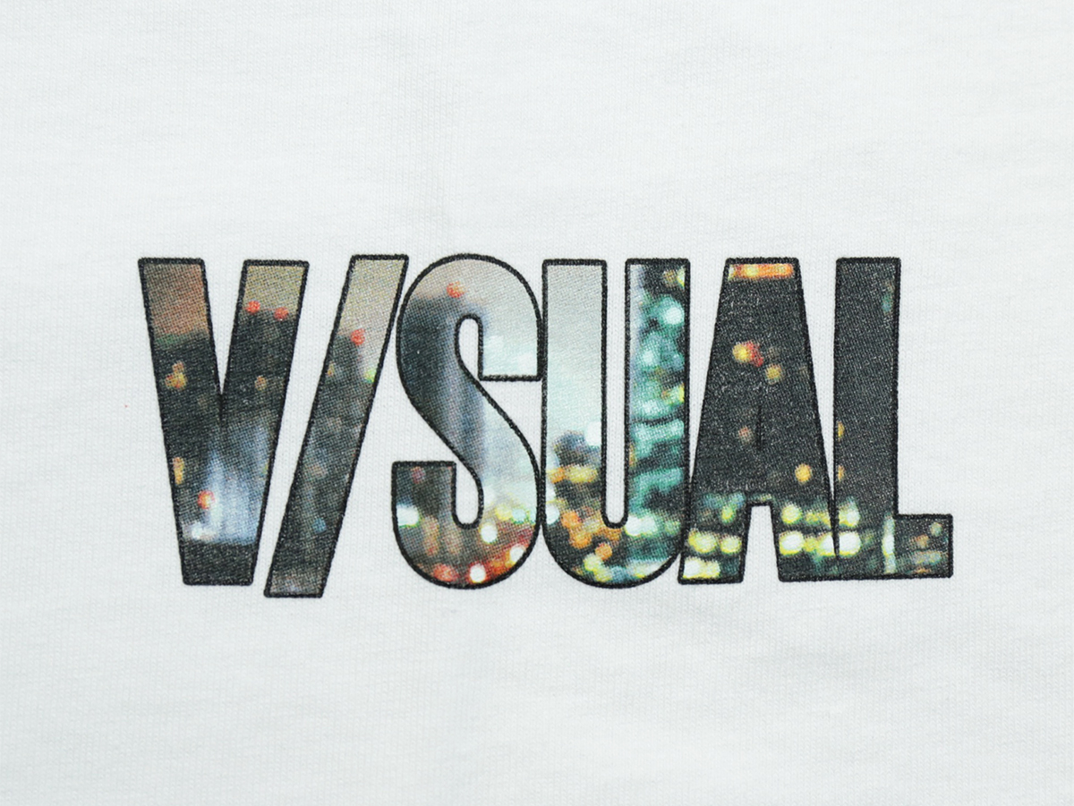 VISUAL Apparel / SUMMER 2016 / Civic Tee - White