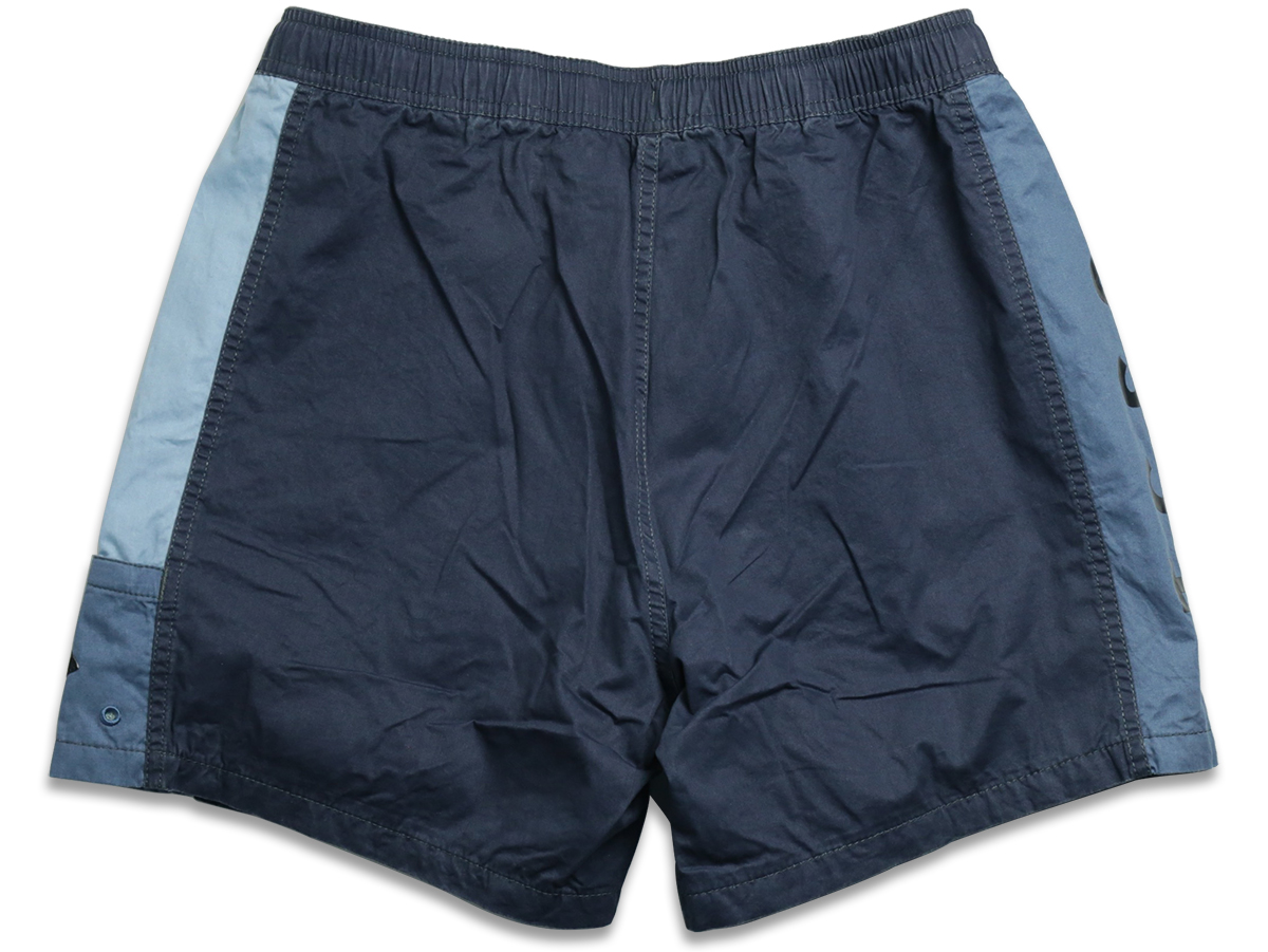 TCSS / JUMBLED TRUNK - Flint(Navy)  back
