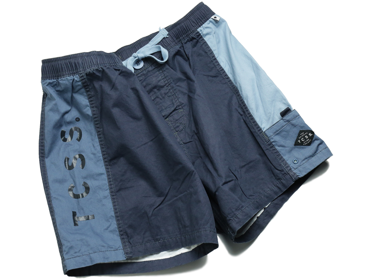 TCSS / JUMBLED TRUNK - Flint(Navy)