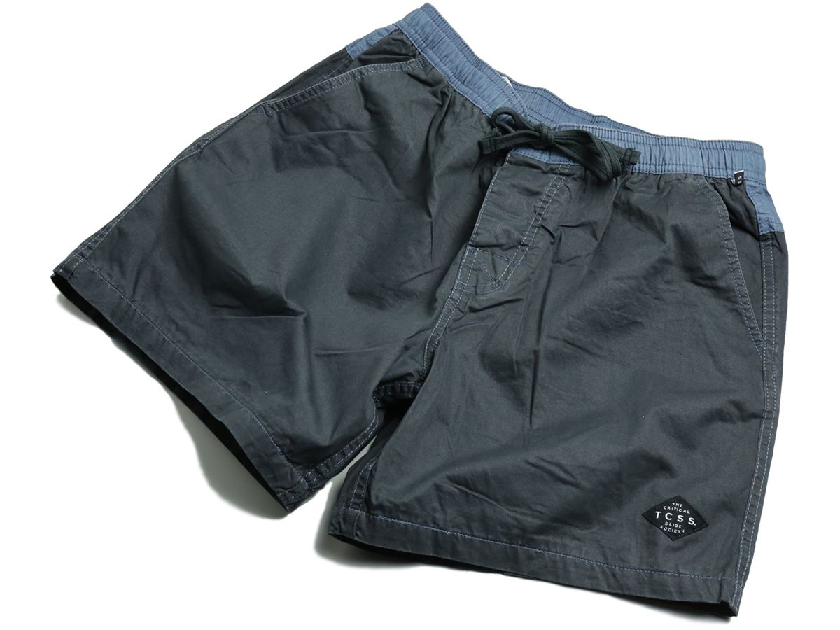 TCSS / PLAIN JANE TRUNK - Phantom/Flint(Black/Navy)