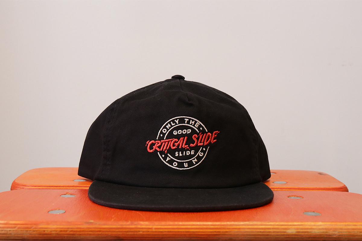 TCSS FALL16 / IDOLS CAP - Black
