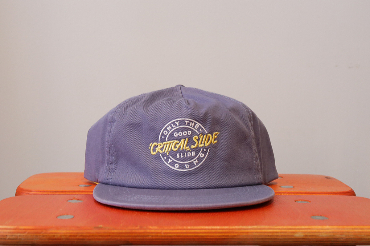 TCSS FALL16 / IDOLS CAP - Light Blue