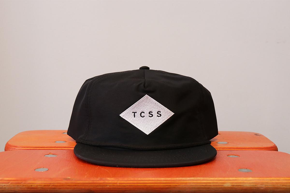 TCSS FALL16 / STANDARD CAP - Black