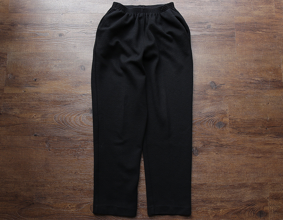 USED FLEECE EASY PANTS
