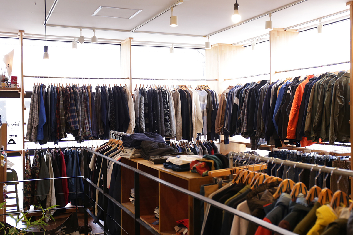 wax clothing / Diary vol. 38 「USED CLOTHING etc… 2」