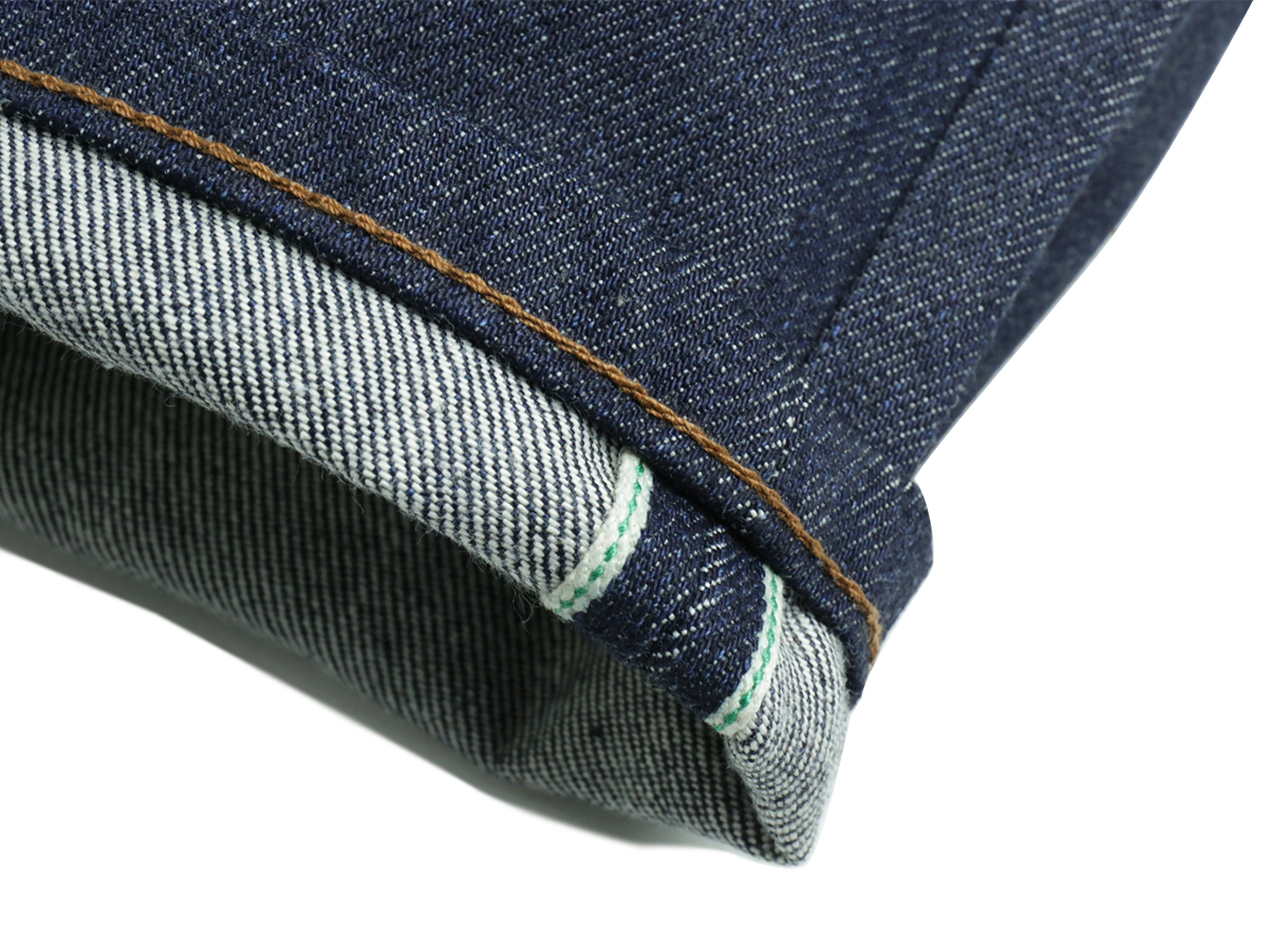Han Kjobenhavn / TAPERED JEANSDark Blue Raw Unwashed