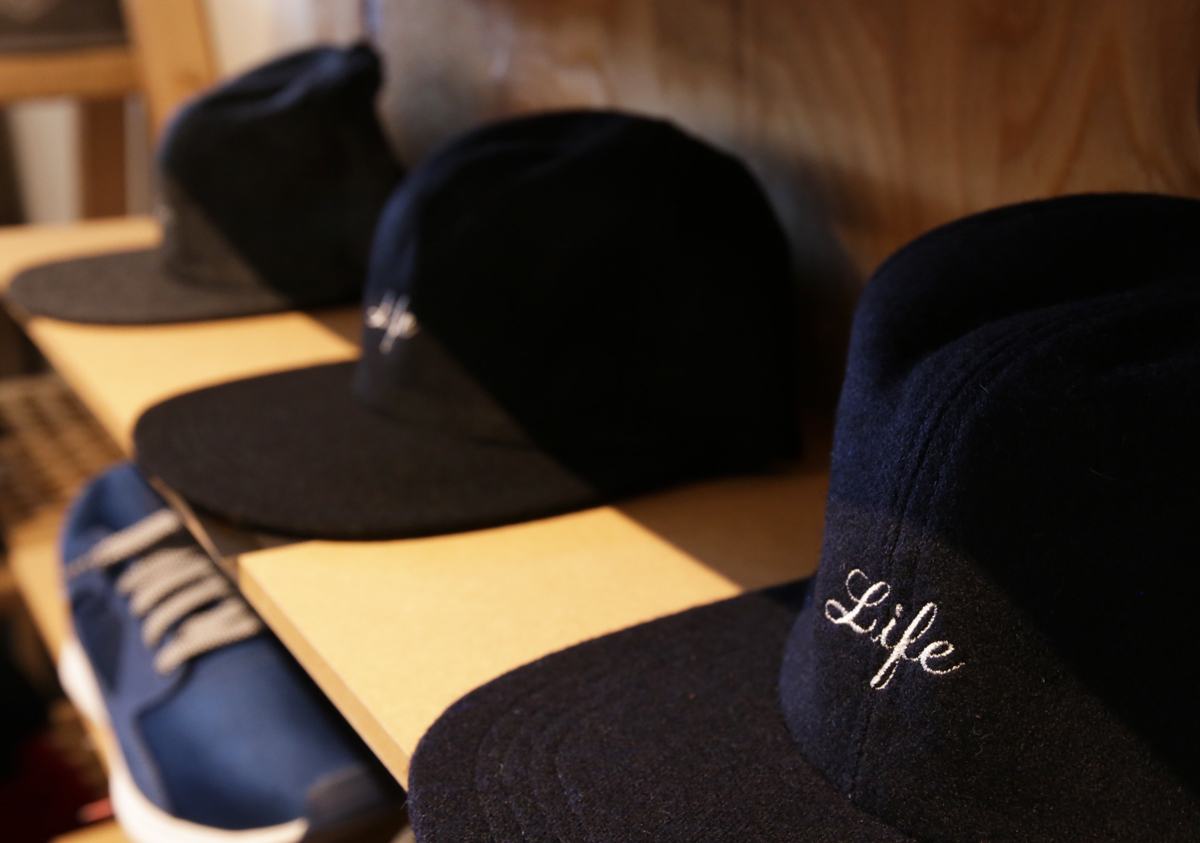 "L.I.F.E / LIVE IN FAB EARTH ""WL"" Cap"