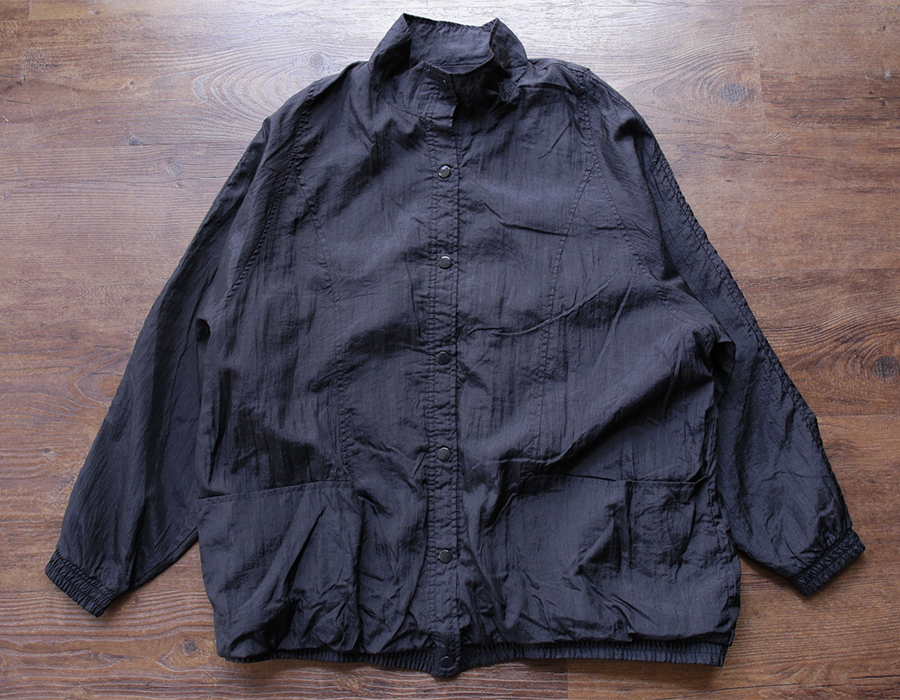 wax clothing USED / 「tudor court by haband」NYLON JACKET