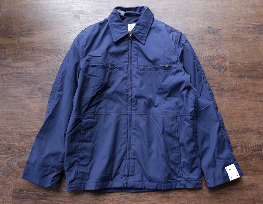 wax clothing USED / US Navy Utility Jacket