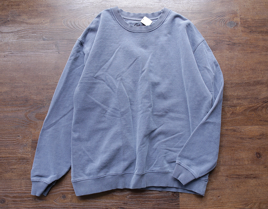 wax clothing USED / 「Cabela's」CREWNECK SWEAT