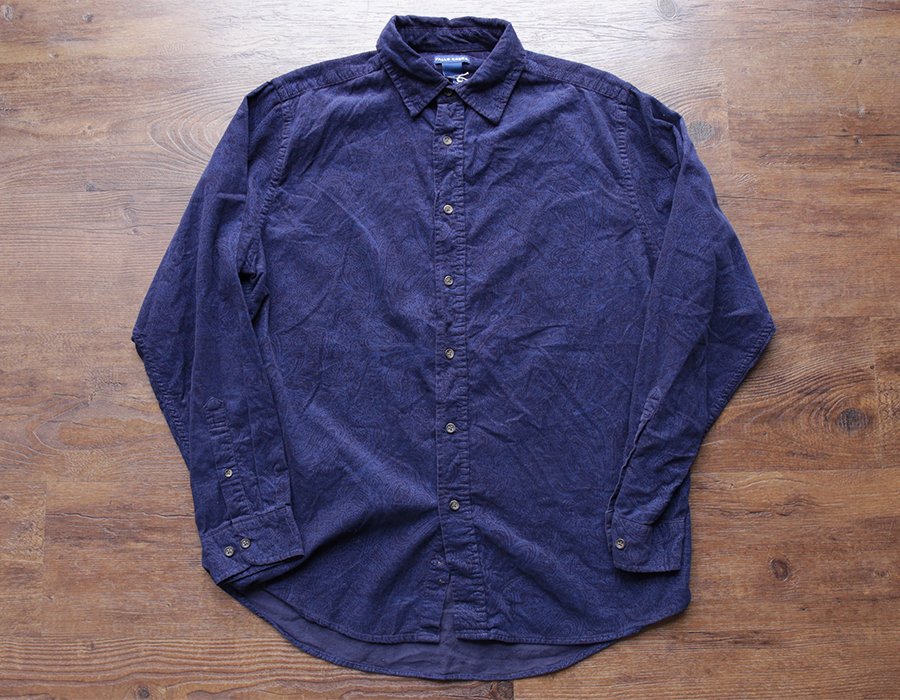 wax clothing USED / 「FALLS CREEK」CORDUROY SHIRT