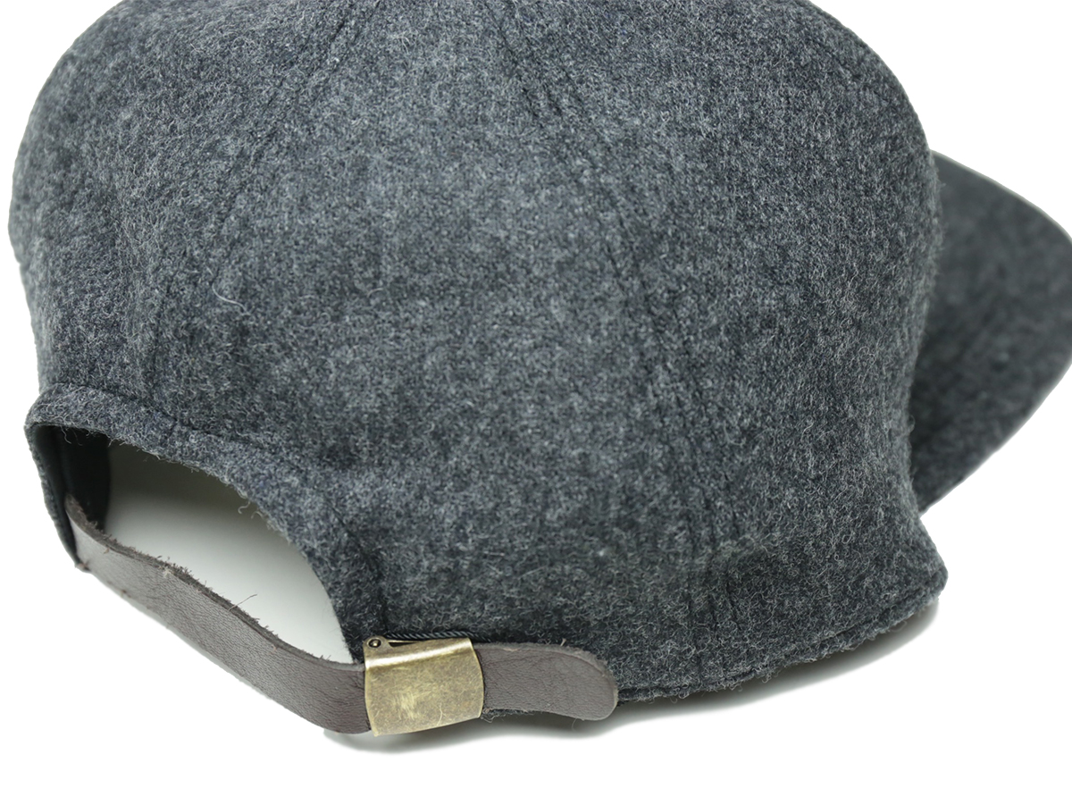 "L.I.F.E (LIVE IN FAB EARTH) / ""WL"" Cap - Charcoal"