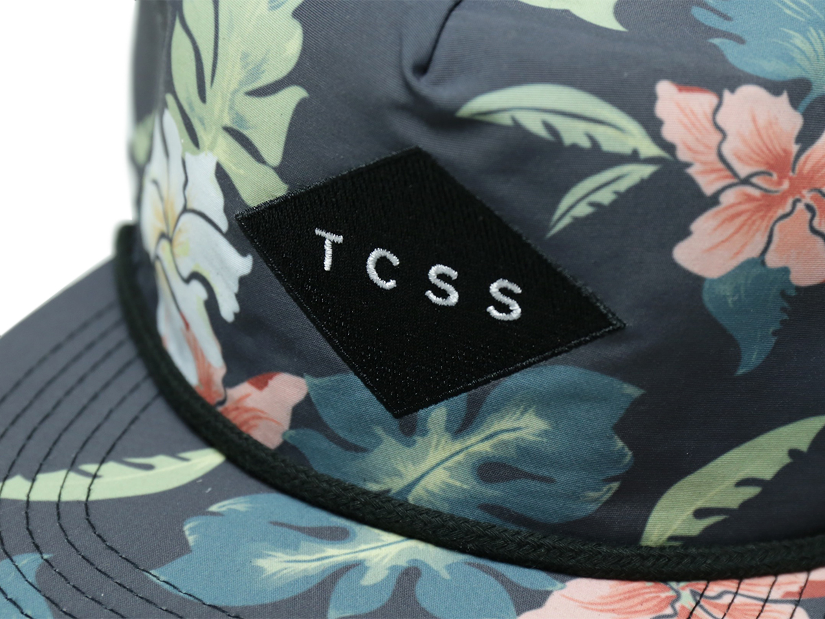 TCSS/the critical slide society FALL 2016 STANDARD CAP color : Best Coast