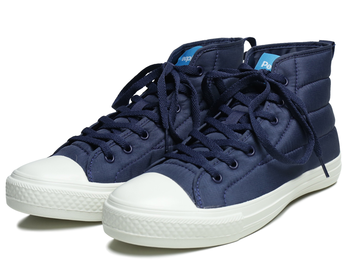 PEOPLE FOOTWEAR AUTUMN 2016 COLLECTION THE PHILLIPS PUFFY color : Paddington Blue/Picket White