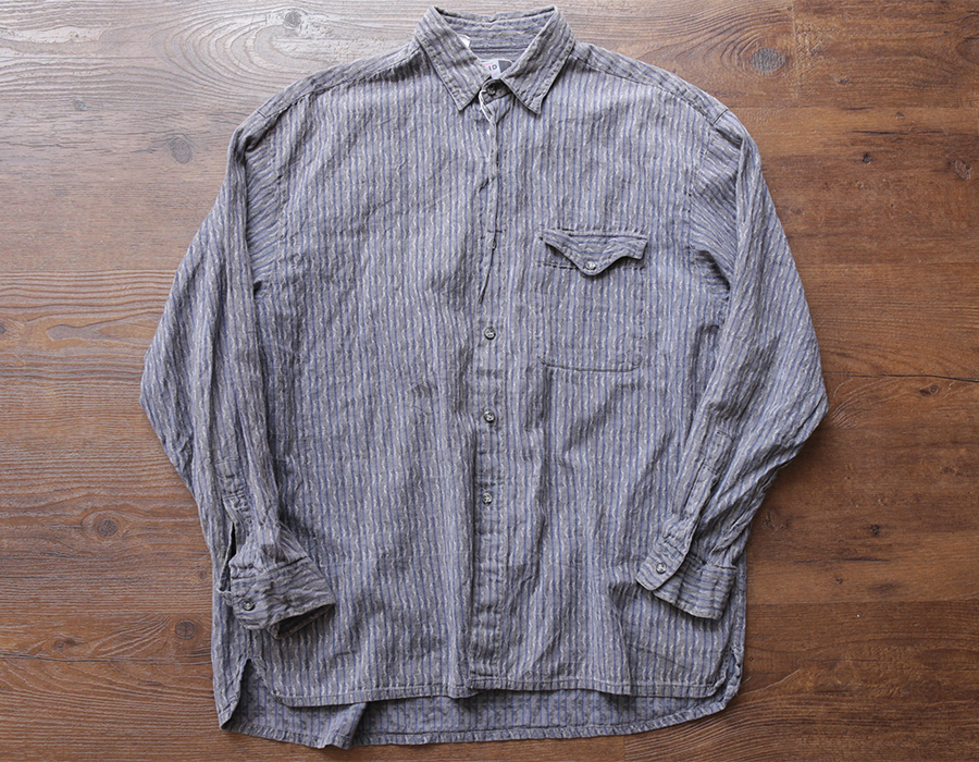 wax clothing USED / LS NATIVE SHIRTS