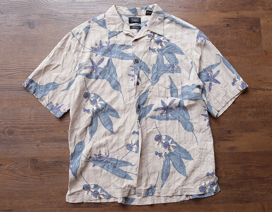wax clothing USED / HAWAIIAN SHIRTS