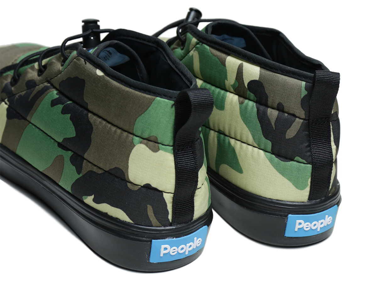 PEOPLE FOOTWEAR AUTUMN 2016 COLLECTION THE CYPRESS color : Camo/Really Black