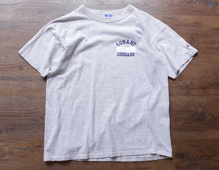 USED CLOTHING COLLECTION vol. 7 CONANT COUGARS TEE